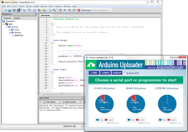 Arduino.h library download