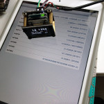 Arduino communicating with iPad